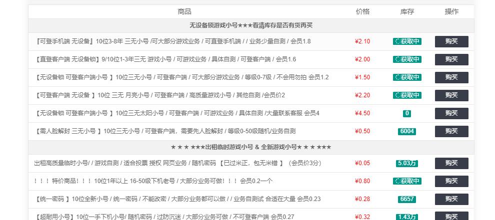 购买QQ小号应该注意什么?